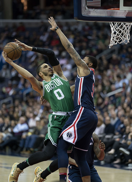 Taking a look at the historic rookie playoff performances put on by Mitchell, Simmons, andTatum