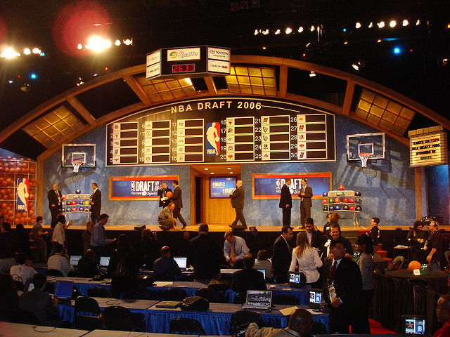 NBA Draft: Who selects the No. 1 pick and from where?