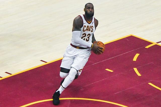 LeBron James: An NBA Finalshistory