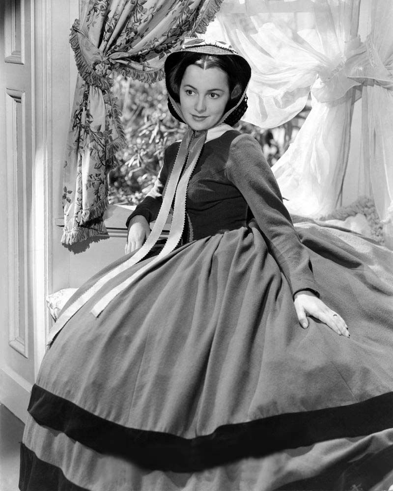 Olivia de Havilland and the age of the Gone with the Wind cast