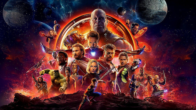 Box office performance – Avengers: Infinity War